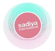 Logo des Sadiya International e.V.